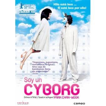 Soy un cyborg - DVD