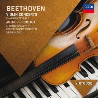 Violin Concerto & Piano Concerto
