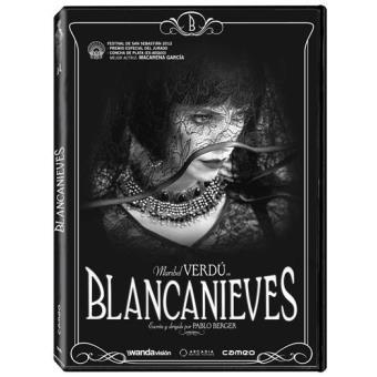 Blancanieves - DVD