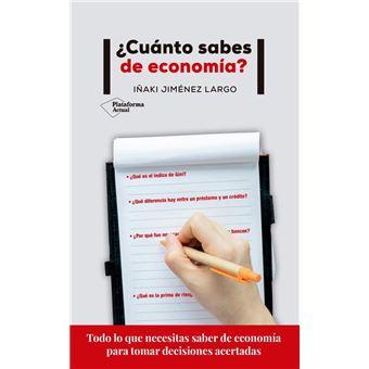 ¿Cuánto sabes de economía?
