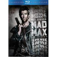 Pack Mad Max: Trilogía - Blu-Ray