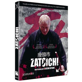 Zatoichi - Blu-Ray