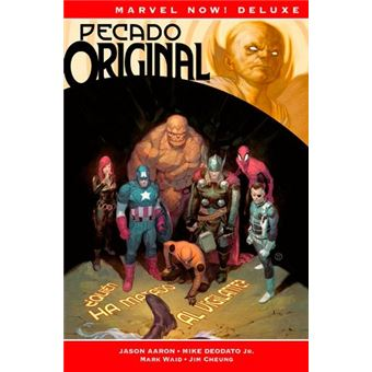 Marvel Now! Deluxe. Pecado Original