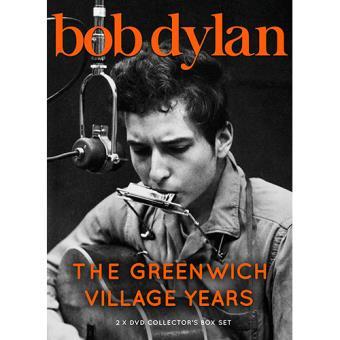 Bob Dylan - The Greenwich Village Years - 2 DVD