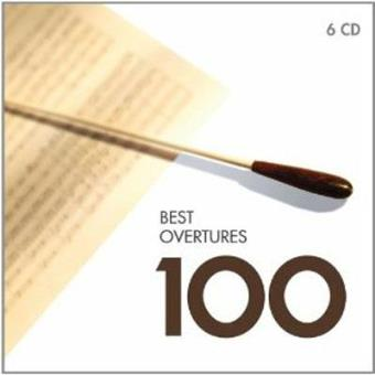 100 Best Overtures (Box Set)
