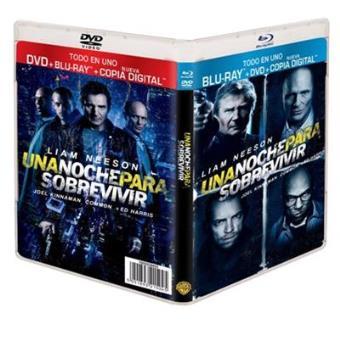 Una noche para sobrevivir - Blu-Ray + DVD
