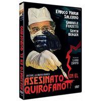 Asesinato en el quirófano - DVD