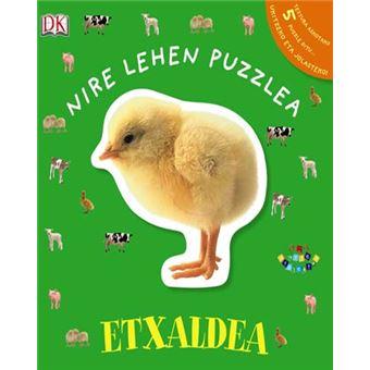 Nire lehen puzzlea. Etxaldea