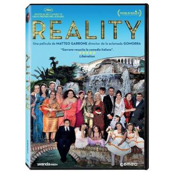 Reality - DVD