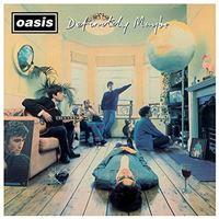 Definitely Maybe - Ed. Limitada -  25th anniversary - 2 Vinilos plateados