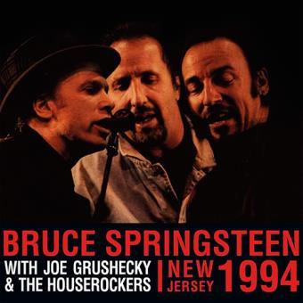 New Jersey 1994 With Joe Grush - Vinilo