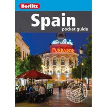 Berlitz: Spain Pocket Guide