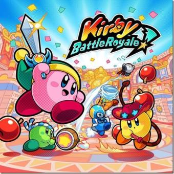 Kirby: Battle Royale Nintendo 3DS