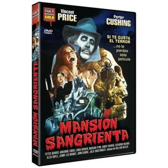 Mansión sangrienta - DVD