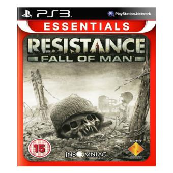 Resistance Fall of Man Essentials Ps3
