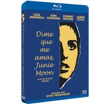 Dime que me amas, Junie Moon - Blu-Ray