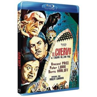 El cuervo - Blu-Ray