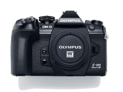 Cámara EVIL Olympus E‑M1 Mark III