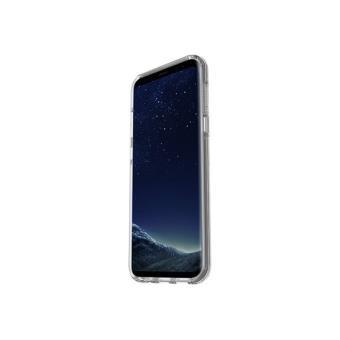 Funda protectora OtterBox Symmetry Clear transparente para Samsung Galaxy S8+