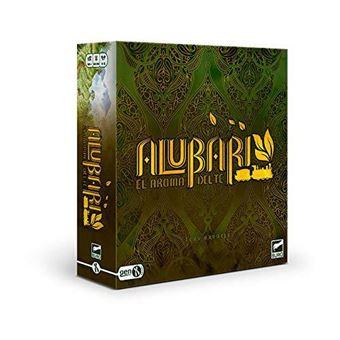 Alubari, El aroma del té - Tablero