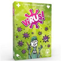 Virus! El Juego de cartas más contagioso - Juego de Cartas