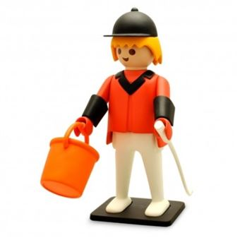 Figura Playmobil Jinete caballos