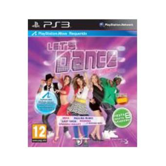 Let,s Dance PS3
