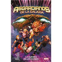 Asgardianos de la Galaxia  2. La Guerra de los Reinos