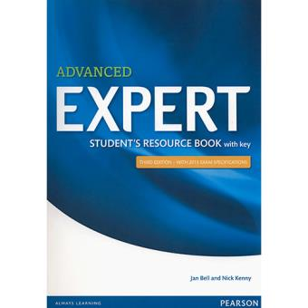 Expert advanced student's resource book