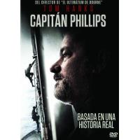 Capitán Phillips - DVD