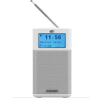 Radio Bluetooth Kenwood CR-M10DAB Blanco