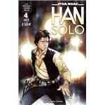 Star Wars: Han Solo nº 4 Grapa