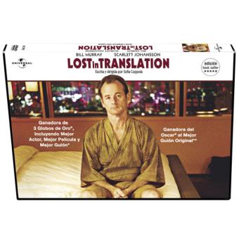 Lost In Translation - DVD Ed Horizontal