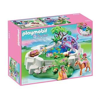 Playmobil Princess Lago de Cristal Mágico