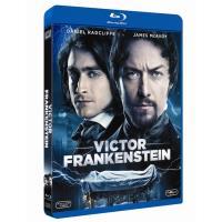 Victor Frankenstein - Blu-Ray