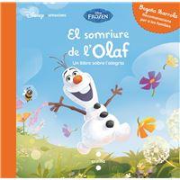 Disney Emociones -  El somriure de l'Olaf