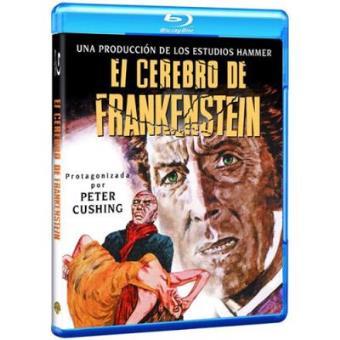 El cerebro de Frankenstein - Blu-Ray