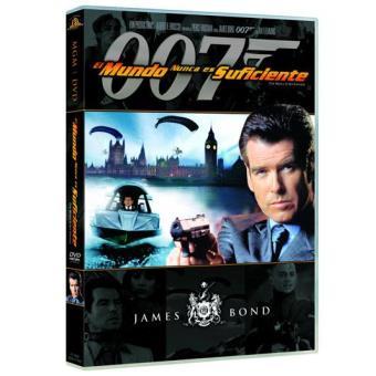 007: El mundo nunca es suficiente - DVD
