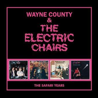 The Safari years - 4 CDs