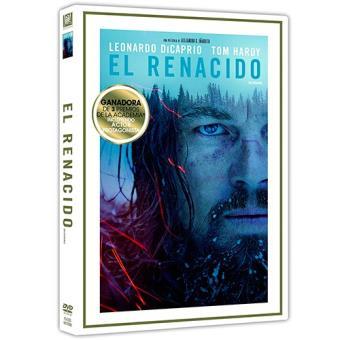El renacido - DVD