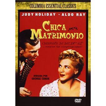 Chica para matrimonio - DVD