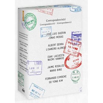 Pack Correspondencia(s) + Libro - DVD