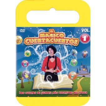 El mágico cuentacuentos (Volumen 1) - DVD