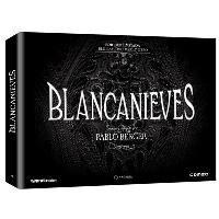 Blancanieves - Blu-Ray + DVD + Banda sonora + Libro