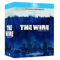 Pack The Wire (Bajo escucha)   Serie Completa - Blu-Ray