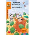 Fray perico y su borrico-bv naranja