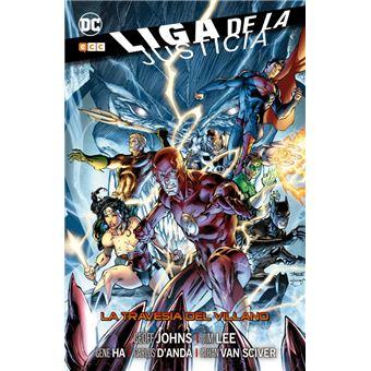Liga de la Justicia: La travesía del villano (2a edición)