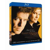 El secreto de Thomas Crown - Blu-Ray