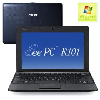 Asus Eee PC R101-BLU008 color azul Netbook 10,1""