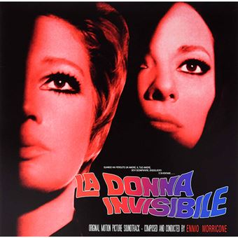 La Donna Invisible B.S.O - Vinilo color